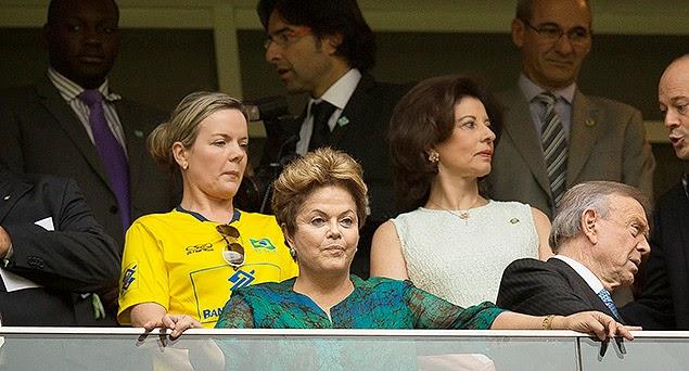 Dilma, a vaia e o feminino - por Eliane Brum