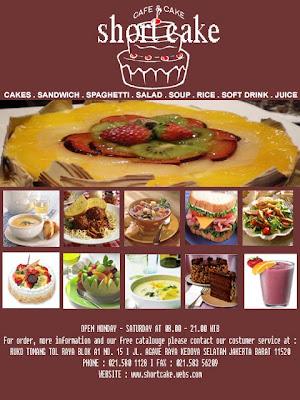 Brosur Promosi Makanan