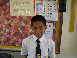 Pelajar UPSR Amirul Amir