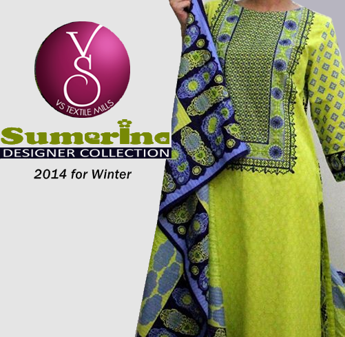 Sumerina Designer Winter Collection 2014
