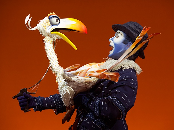 Prevalentemente Anime e Manga: The Lion King - Musical a ... Lion King Broadway Zazu