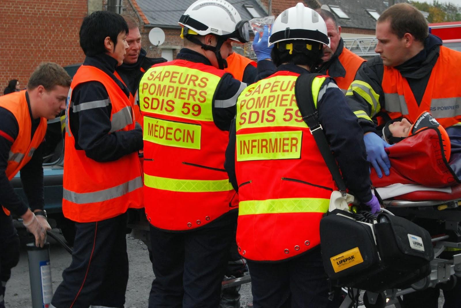 Secours M 233 Dical De France Infirmier Sapeur Pompier Morceaux Choisis Vid 233 O Youtube