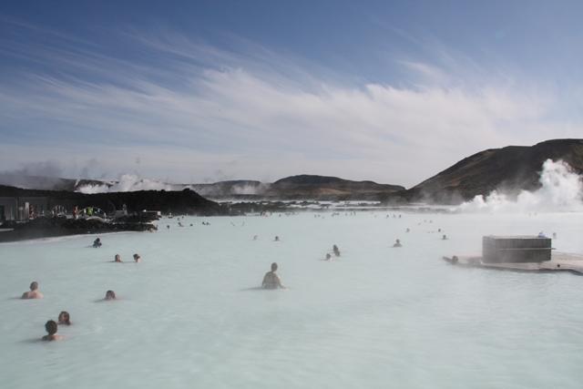 Laguna Azul en Islandia