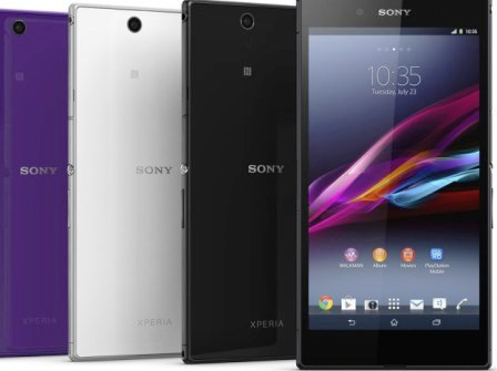 Sony Xperia Z Ultra Announcement