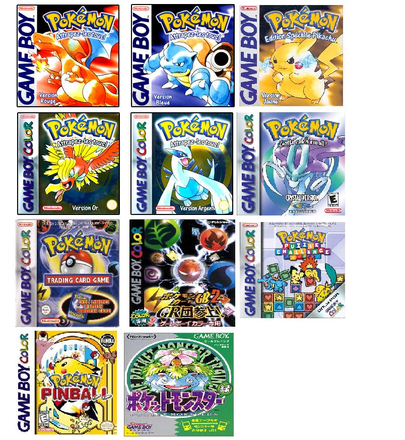 gameboy emulator games pokemon full version free software