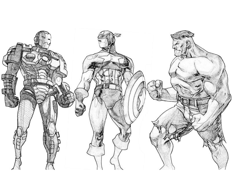 printable-marvel-vs-capcom-captain-america-abilities_coloring-pages