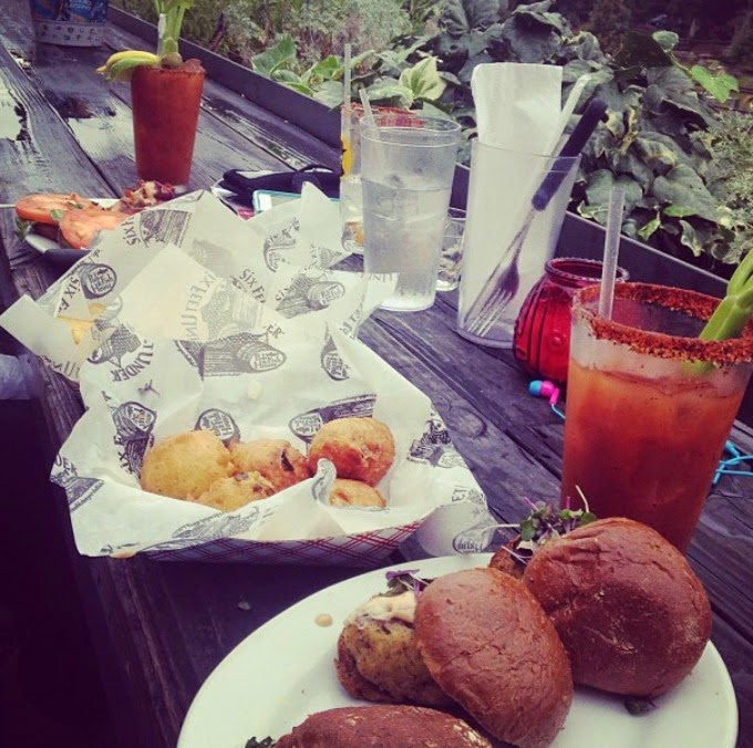 Best Bloody Mary in Atlanta