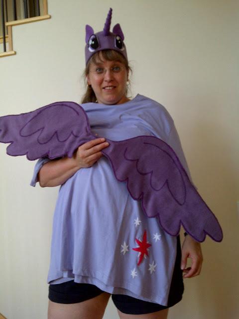 mlp cosplay Twilight Sparkle costume