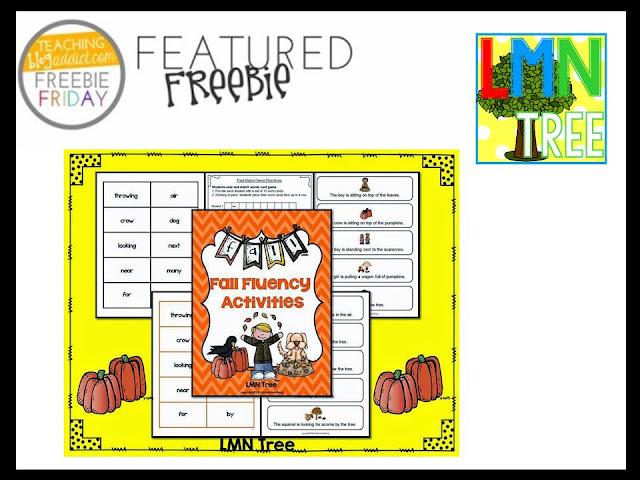 http://arlenesandberg.blogspot.com/2014/09/building-fluency-with-fall-fluency.html