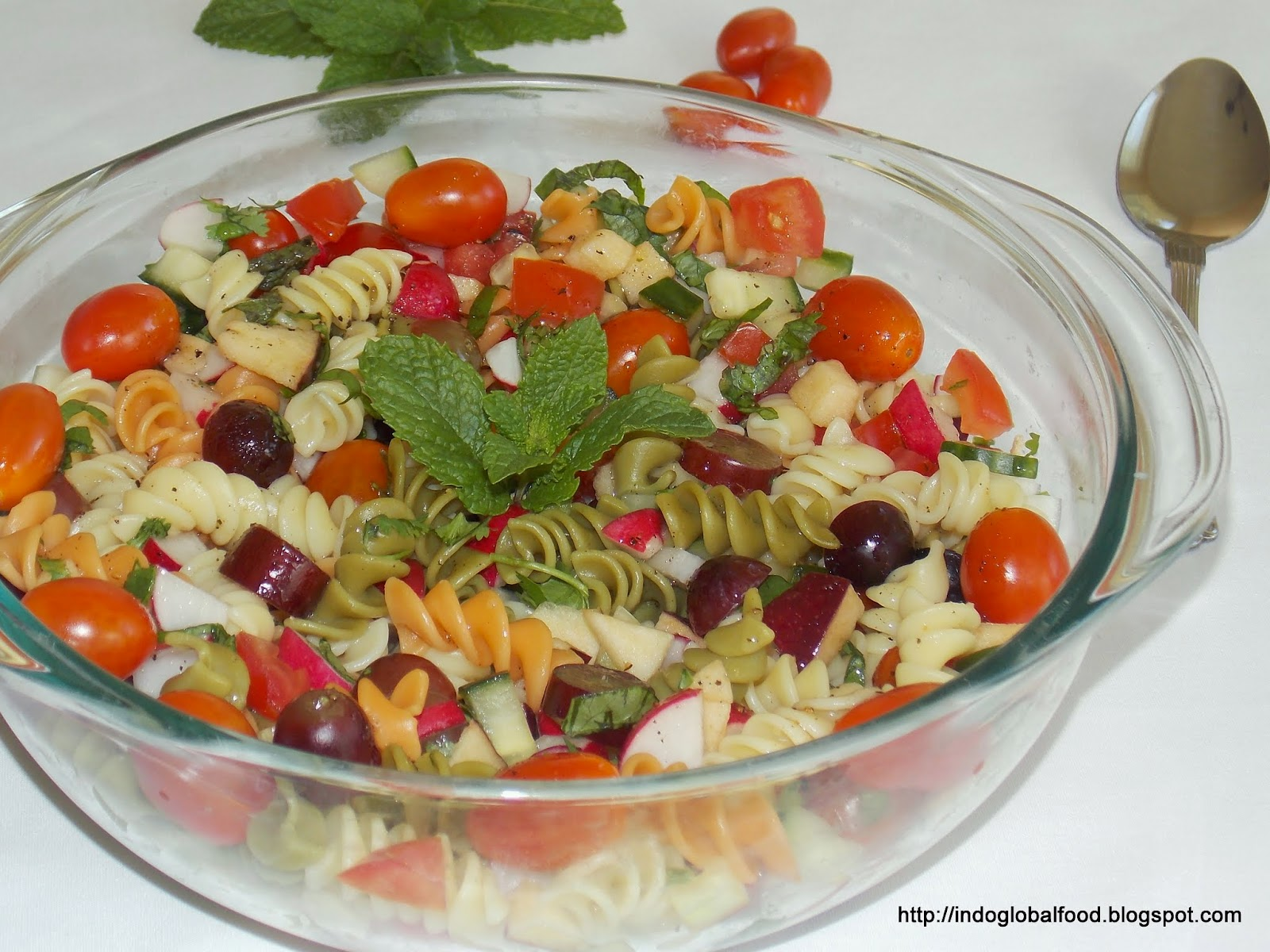 simple cold pasta salad recipe how to make pasta salad