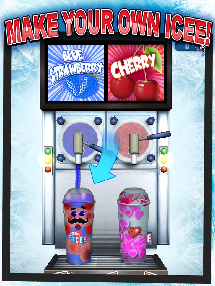 Super ICEE Maker Game - Play Free Crazy Fun Frozen Food Kids Games App iTunes App By Sunstorm Interactive - FreeApps.ws