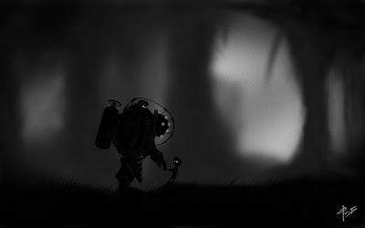 7SjWv Limbo + Bioshock; Limbo + Portal