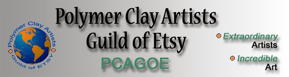 Polymer Clay Artists Guild of Etsy (PCAGOE)