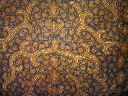 Batik Motif Sri Kuncoro