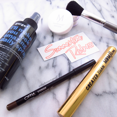 boxycharm july 2015 summertime radness - the beauty puff