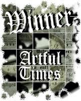 Artful Times Winner