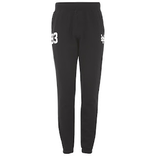 Zoo York Men's Huston Sweatpants Pantalón Chándal- Anthracite