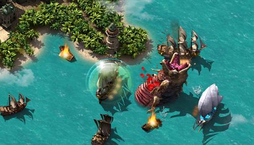 Pirate Storm, игра пираты, игры про пиратов