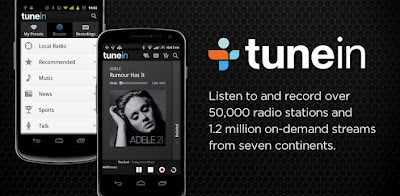 download TuneIn Radio Pro Apk