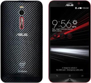 Harga dan Spesifikasi Asus Zenfone 2 Deluxe Special Edition Terbaru