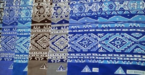 Kain Bentenan/Batik Minahasa