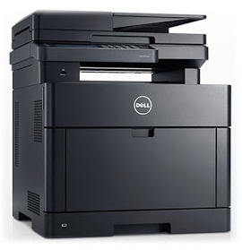 Dell Color Cloud Printer H625cdw Drivers download