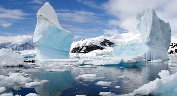 Descoberta brilhante: Antártida pode conter diamantes