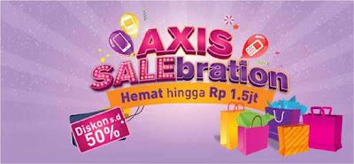 AXIS SALEbration