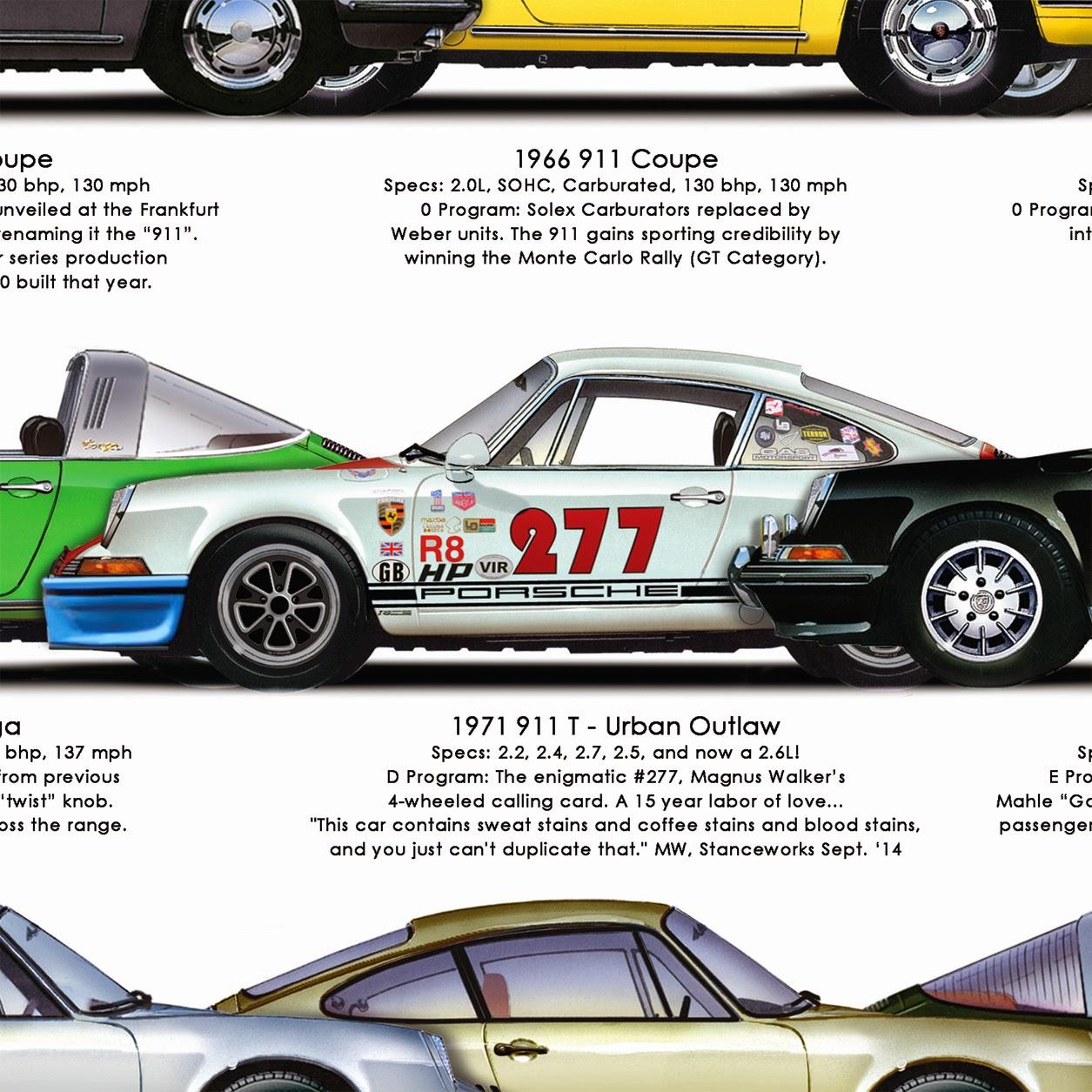 Cars silver racer poster 2 - Magnuswalker911