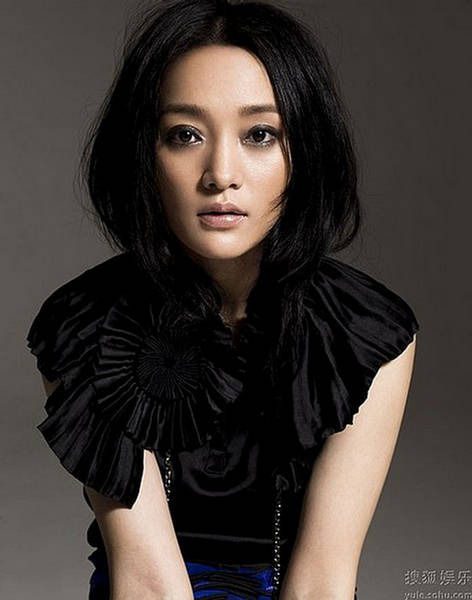 Zhou Xun - Wallpaper Actress