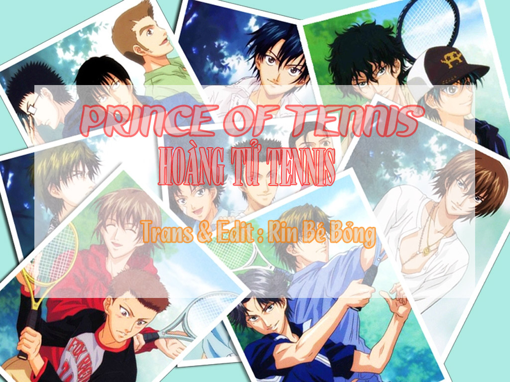 Prince of Tennis chap 94 Trang 1