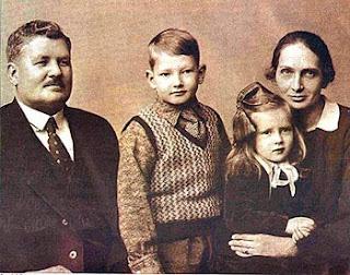 Daniel Berg e família