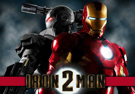 iron man 2 adalah seri lanjutan dari film iron man yang dirilis