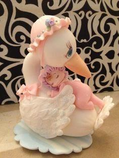 Figuras, Pastel Baby Sower