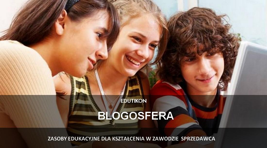 EDUTIKON - blogosfera: Sprzedawca