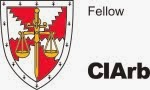 Fellow of the Chartered Institute of Arbitrators