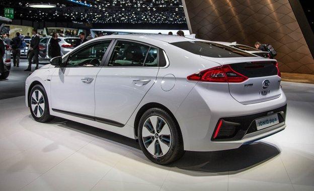 Hyundai ioniq specifications