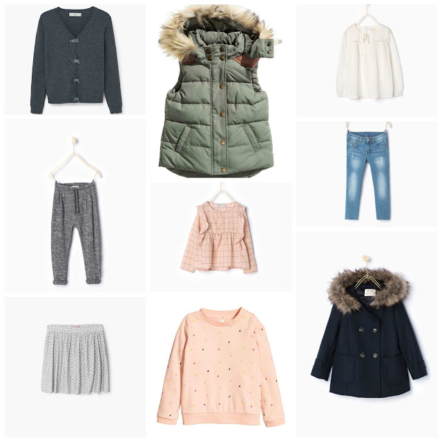 Roupa, regresso às aulas, roupa criança, looks, outono inverno