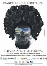 VEM AI O lV BAHIA AFRO FILM FESTIVAL