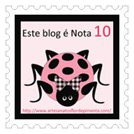 Selo Artesanatos Flor de Pimenta