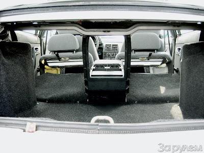 Багажник десятки