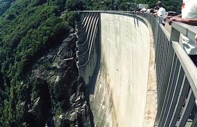 Maior Bungee jumping do mundo