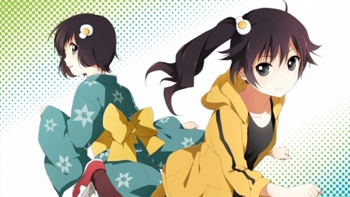 Nisemonogatari BD Subtitle Indonesia [Batch]