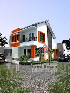 rumah rumah modern on Cara Desain Rumah Sudut Minimalis Tropis Modern | Info Tips Terbaru