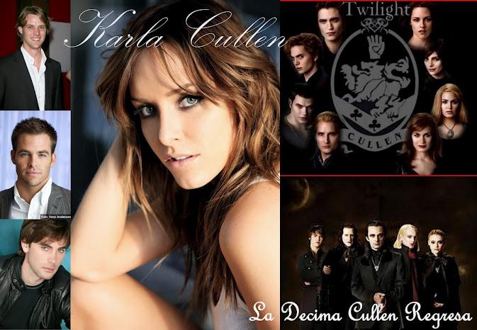 Karla Cullen ; la Decima Cullen