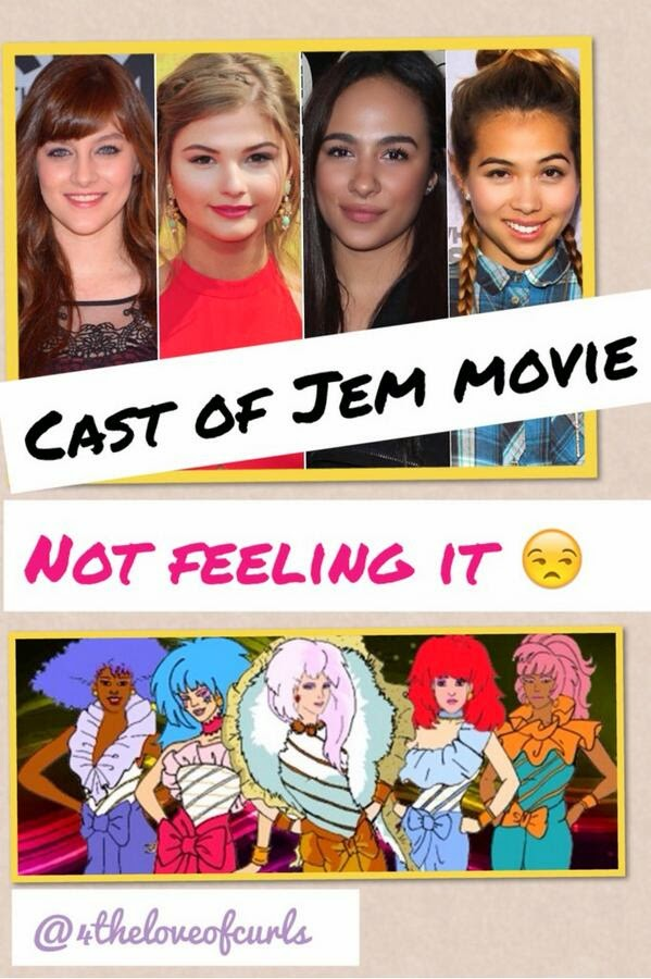 Original Jem and the Holograms