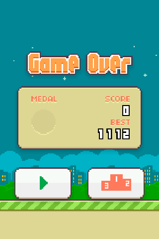 Trik High Score Flappy Bird