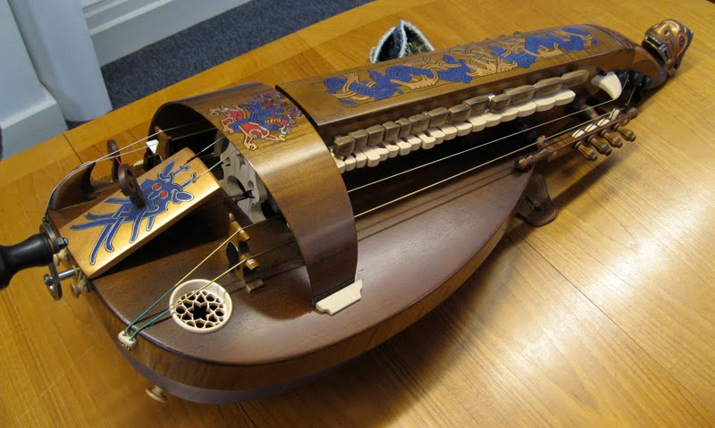 hurdy gurdy how to play