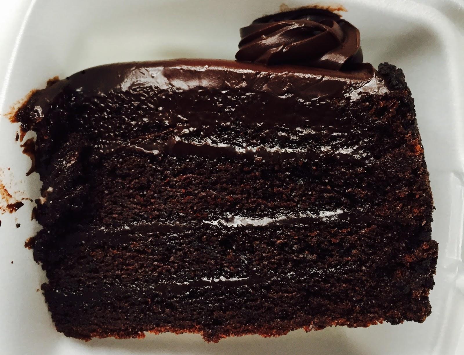 Chocolate Mocha Angel Food Cake