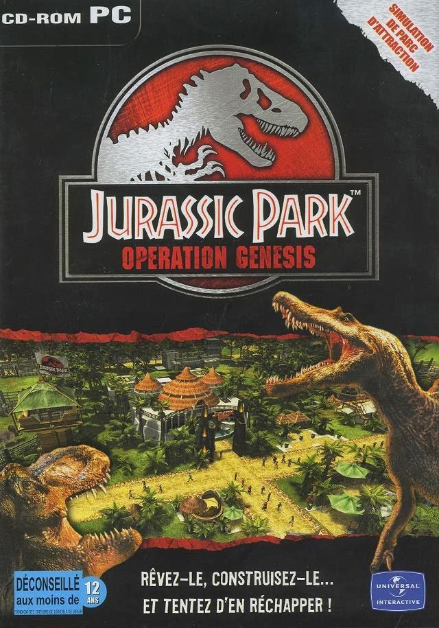 لعبة الديناصورات الرائعة Jurassic Park Operation Genesis كاملة حصريا تحميل مباشر Jurassic+Park+Operation+Genesis
